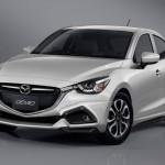 ชุดแต่งรอบคัน Mazda2 2015 Skyactiv 5D ทรง IDEO