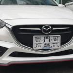 ชุดแต่งรอบคัน Mazda2 2015 Skyactiv 5D ทรง Knight Speed