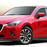 ชุดแต่งรอบคัน Mazda2 2015 Skyactiv 4D ทรง V.1