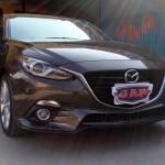 ชุดแต่งรอบคัน Mazda 3 4D 2014 ทรง JAP