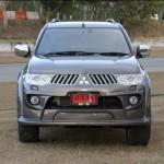 ชุดแต่งรอบคัน Mitsubishi Pajero Sport ทรง SMT1