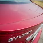 สปอยเลอร์ Nissan Sylphy ทรงแนบ Ducktail V.2