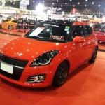 ชุดแต่งรอบคัน Suzuki Swift Eco ทรง S-Concept