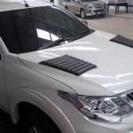 ช่องลมฝากระโปรงหน้า Mitsubishi Triton 2015
