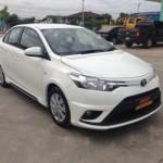 ชุดแต่งรอบคัน Toyota New Vios 2013 ทรง JAP