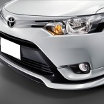 ชุดแต่งรอบคัน Toyota New Vios 2013 ทรง TD Sport V.1