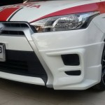 ชุดแต่งรอบคัน Toyota Yaris 2014 ทรง TD Sport V.2