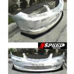 ลิ้นหน้าซิ่ง Toyota Vios 03 ทรง N Speed