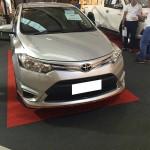 ชุดแต่งรอบคัน Toyota New Vios 2013 ทรง Redline V.9