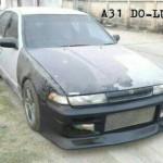 กันชนหน้า Nissan Cefiro A31 ทรง Do-Luck