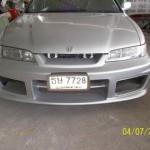 กันชนหน้า Honda Accord 94 ไฟท้ายก้อนเดียว ทรง Lagato