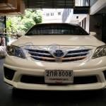ชุดแต่งรอบคัน Toyota Altis 10 (Minorchange) ทรง V.7