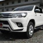 ชุดแต่งรอบคัน Toyota Hilux Revo ทรง SMT2