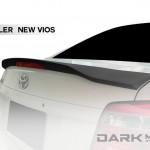 สปอยเลอร์ Toyota New Vios 2013 ทรง Dark Mode