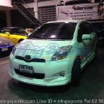 ชุดแต่งรอบคัน Toyota Yaris 2012 ทรง NTS1