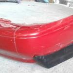 ลิ้นหลัง Toyota Corolla AE111 ทรง R1