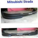 ลิ้นหน้า Mitsubishi Strada ทรง Dynamix
