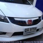กระจังหน้า Honda Civic FD 09 ทรง MTR