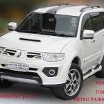 ชุดแต่งรอบคัน Mitsubishi Pajero Sport ทรง Zenith V.2