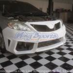 กันชนหน้า Toyota New Altis 10 ทรง V Vision