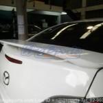 สปอยเลอร์ Mazda 3 4D 2011 ทรง V.1
