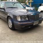 ชุดแต่งรอบคัน Benz W124 ทรง AMG