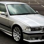 กันชนหน้า BMW E36 ทรง M3
