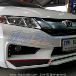 ชุดแต่งรอบคัน Honda City 2014 ทรง Mugen Plus