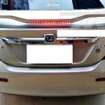 สปอยเลอร์ Honda City ZX ทรง Wing2014