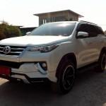 ชุดแต่งรอบคัน Toyota Fortuner 2015 ทรง Vazooma VIP