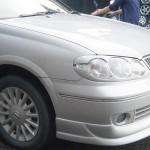 ชุดแต่งรอบคัน Nissan Sunny Neo ท้ายแตงโม ทรง V.2