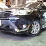 ชุดแต่งรอบคัน Toyota New Vios 2013 ทรง FITT