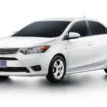 ชุดแต่งรอบคัน Toyota New Vios 2013 ทรง LX-MODE