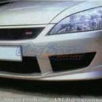 กันชนหน้า Honda Accord G7 2003 ทรง Levin