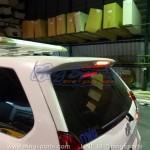 สปอยเลอร์ Toyota Avanza 2012 ทรง OEM