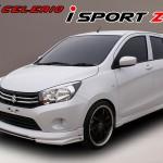 ชุดแต่งรอบคัน Suzuki Celerio ทรง I Sportz