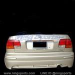 ลิ้นหลัง Honda Civic EK 96 ทรง Mugen2