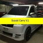 ชุดแต่งรอบคัน Suzuki Carry ทรง Thai Style