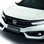 กระจังหน้า Honda Civic FC ทรง RS