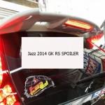 สปอยเลอร์ Honda Jazz GK 2014 ทรง RS