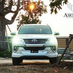 ชุดแต่งรอบคัน Toyota Fortuner 2015 ทรง Amotriz