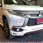 ชุดแต่งรอบคัน Mitsubishi Pajero Sport 2015 ทรง Strom