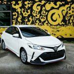 ชุดแต่งรอบคัน Toyota New Vios 2017 ทรง Amotriz