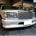 ชุดแต่งรอบคัน Benz W126 ทรง WALD V.1