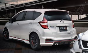ชุดแต่งรถ Nissan Note ทรง IDEO