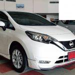 ชุดแต่งรอบคัน Nissan Note ทรง RS Limited