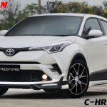 ชุดแต่งรอบคัน Toyota CH-R ทรง Concept-M