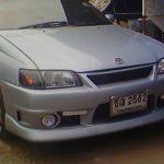 กันชนหน้า Toyota Corona ST 191 ทรง J1