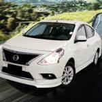 ชุดแต่งรอบคัน Nissan Almera 2014 ทรง IDEO V.2