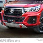 ชุดแต่งรอบคัน Toyota Hilux Revo Rocco 2018 ทรง Extremer